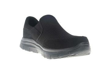 Skechers FLEX ADVANTAGE SR MCALLEN Sneakers in Übergrößen Schwarz 77048EC BBK große Herrenschuhe – Bild 5