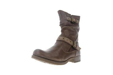 Mustang Shoes Booty in Übergrößen Braun 1139-619-360 große Damenschuhe – Bild 6