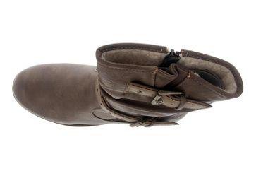 Mustang Shoes Booty in Übergrößen Braun 1139-619-360 große Damenschuhe – Bild 7