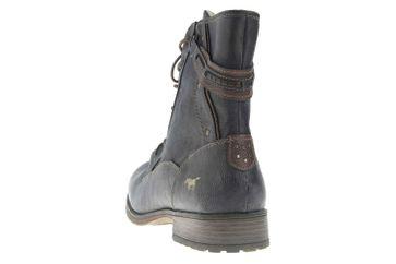 Mustang Shoes Boots in Übergrößen Grau 1139-621-259 große Damenschuhe – Bild 2