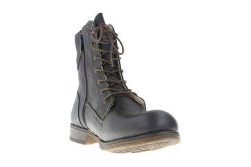 Mustang Shoes Boots in Übergrößen Grau 1139-621-259 große Damenschuhe – Bild 5