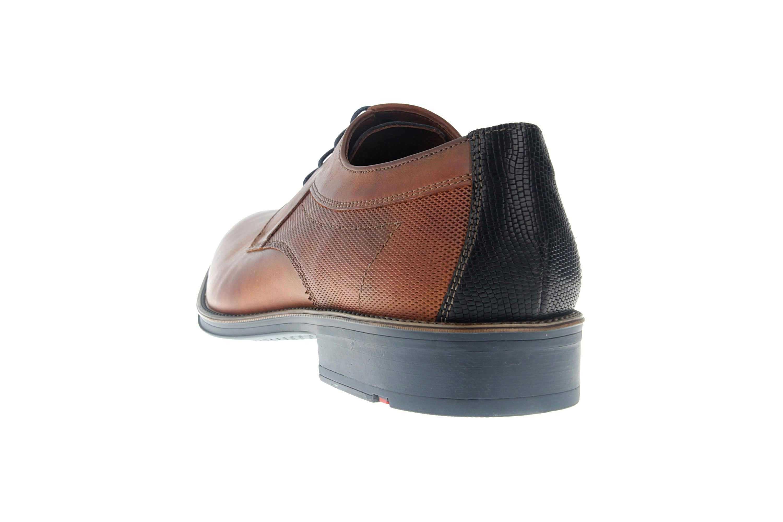 LLOYD GENF Business-Schuhe in Übergrößen Braun 19-059-12 große Herrenschuhe – Bild 2