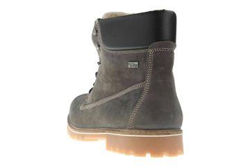 Mustang Shoes Boots in Übergrößen Dunkelgrau 4875-605-20 große Herrenschuhe – Bild 2