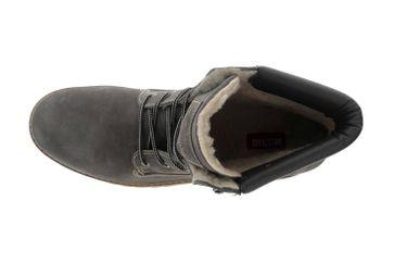 Mustang Shoes Boots in Übergrößen Dunkelgrau 4875-605-20 große Herrenschuhe – Bild 7
