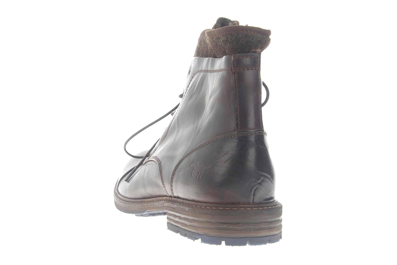 Mustang Shoes Boots in Übergrößen Dunkelbraun 2853-601-32 große Damenschuhe – Bild 2