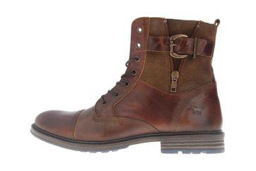 Mustang Shoes Boots in Übergrößen Braun 2853-502-3 große Damenschuhe – Bild 1
