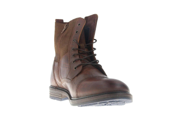 Mustang Shoes Boots in Übergrößen Braun 2853-502-3 große Damenschuhe – Bild 5