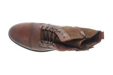 Mustang Shoes Boots in Übergrößen Braun 2853-502-3 große Damenschuhe – Bild 7