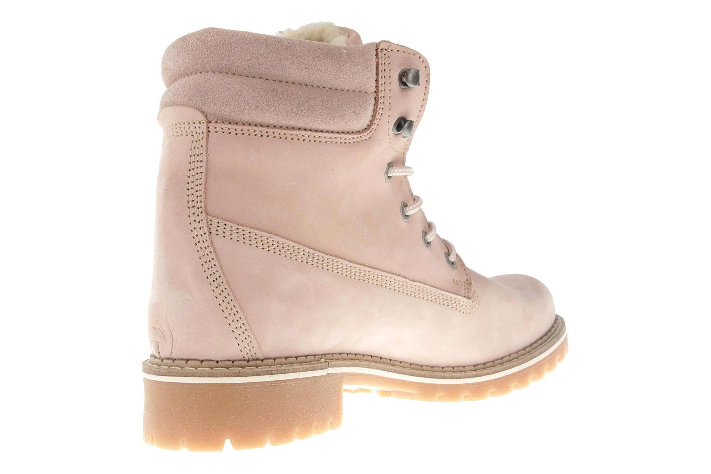 Mustang Shoes Boots in Übergrößen Rose 2837-604-555 große Damenschuhe – Bild 3