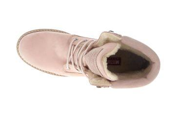 Mustang Shoes Boots in Übergrößen Rose 2837-604-555 große Damenschuhe – Bild 7