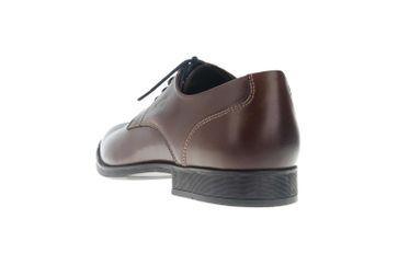 Camel Active Boavista Burn Business- Schuhe in Übergröße Braun 474.13.02 große Herrenschuhe – Bild 2