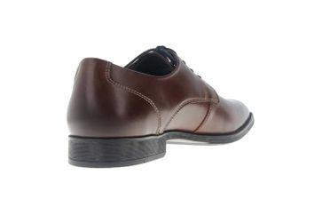 Camel Active Boavista Burn Business- Schuhe in Übergröße Braun 474.13.02 große Herrenschuhe – Bild 3