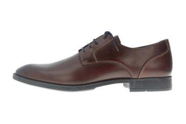 Camel Active Boavista Burn Business- Schuhe in Übergröße Braun 474.13.02 große Herrenschuhe – Bild 1