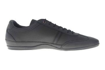 LACOSTE Misano 318 Sneaker in Übergrößen Schwarz 7-36CAM005602H große Herrenschuhe – Bild 4