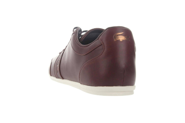 LACOSTE Storda 318 Sneaker in Übergrößen Rot 7-36CAM00611W7 große Herrenschuhe – Bild 2