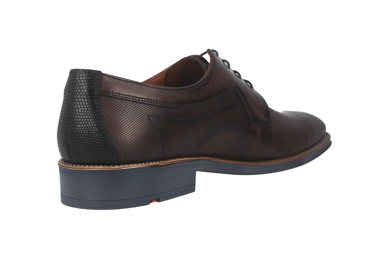 LLOYD GENF Business-Schuhe in Übergrößen Braun 19-059-16 große Herrenschuhe – Bild 3
