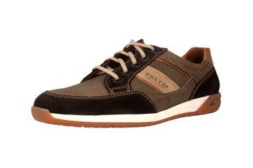 Fretz Men Toro Sneaker in Übergrößen Braun 8810.6059-59 große Herrenschuhe – Bild 6
