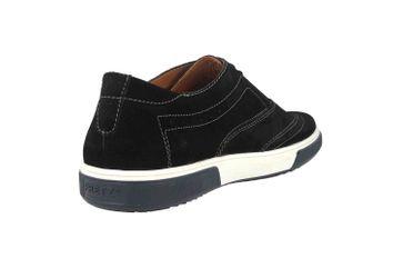 Fretz Men Montana Sneaker in Übergrößen Schwarz 4213.7459-51 große Herrenschuhe – Bild 3