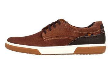 Fretz Men Montana Sneaker in Übergrößen Braun 4210.7459-82 große Herrenschuhe – Bild 1