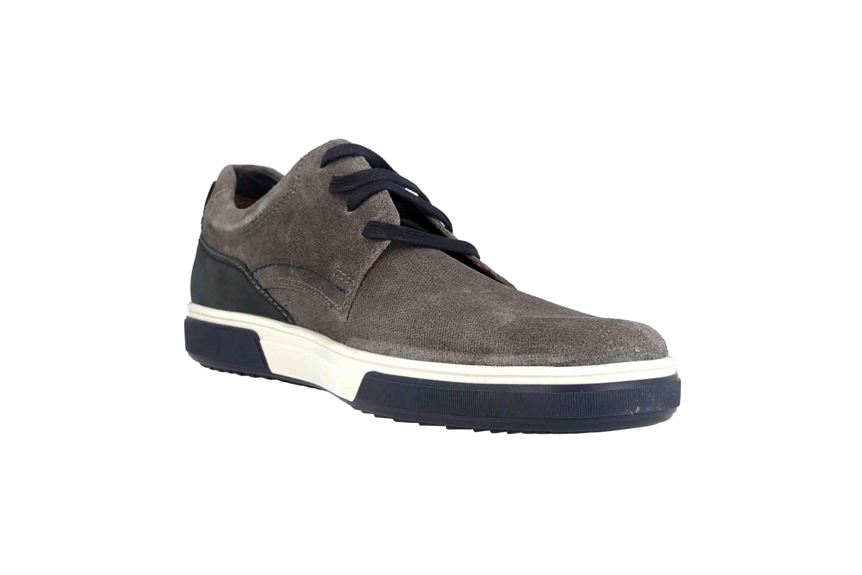 Fretz Men Montana Sneaker in Übergrößen Grau 4210.7459-53 große Herrenschuhe – Bild 5