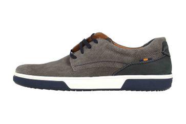 Fretz Men Montana Sneaker in Übergrößen Grau 4210.7459-53 große Herrenschuhe – Bild 1