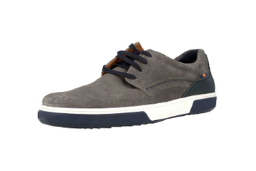 Fretz Men Montana Sneaker in Übergrößen Grau 4210.7459-53 große Herrenschuhe – Bild 6