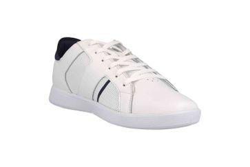 Lacoste Novas 119 1 SMA Sneaker in Übergrößen Weiß 37SMA0037042 große Herrenschuhe – Bild 5
