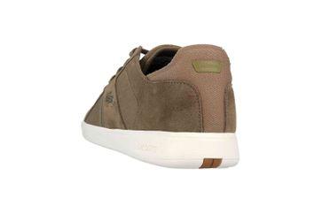 Lacoste Novas 119 3 SMA Sneaker in Übergrößen Braun 37SMA00382A9 große Herrenschuhe – Bild 2