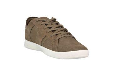 Lacoste Novas 119 3 SMA Sneaker in Übergrößen Braun 37SMA00382A9 große Herrenschuhe – Bild 5