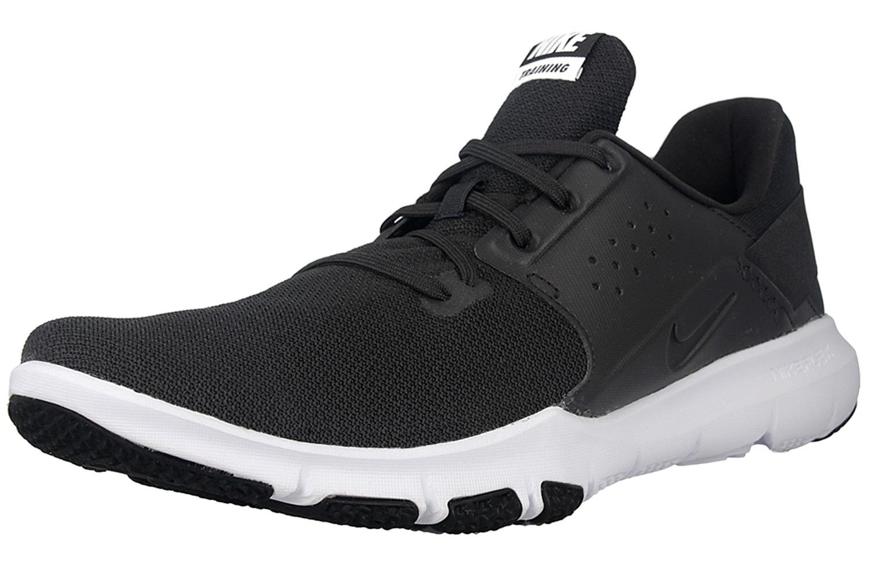 Nike Flex Control TR3 Sneakers in Übergrößen Schwarz AJ5911 001 große Herrenschuhe – Bild 6