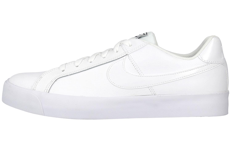 huge discount 7837f d4cf8 Nike Court Royale AC Sneakers in Übergrößen Weiß AO2810 102 große  Damenschuhe
