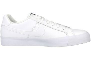 Nike Court Royale AC Sneakers in Übergrößen Weiß AO2810 102 große Damenschuhe – Bild 4