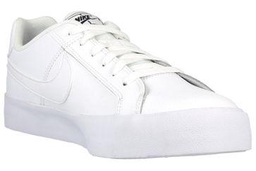 Nike Court Royale AC Sneakers in Übergrößen Weiß AO2810 102 große Damenschuhe – Bild 5