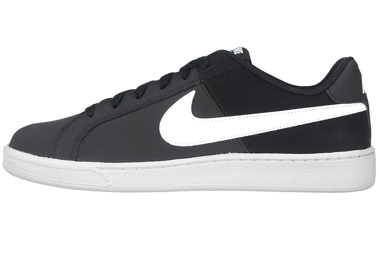 Nike Court Royale Sneakers in Übergrößen Schwarz 749867 010 große Damenschuhe – Bild 1