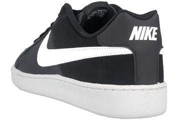 Nike Court Royale Sneakers in Übergrößen Schwarz 749867 010 große Damenschuhe – Bild 2