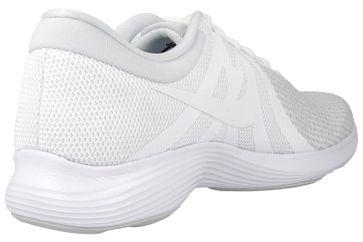 Nike Revolution 4 Sneakers in Übergrößen Weiß AJ3491 100 große Damenschuhe – Bild 3
