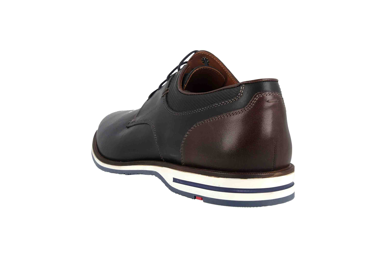 LLOYD Diego Business- Schuhe in Übergrößen Schwarz 18-080-31 große Herrenschuhe – Bild 2