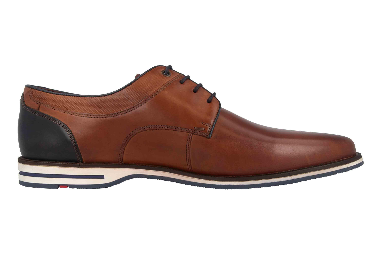 LLOYD Diego Business- Schuhe in Übergrößen Braun 18-080-32 große Herrenschuhe – Bild 4