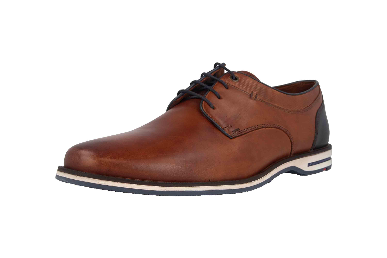 LLOYD Diego Business- Schuhe in Übergrößen Braun 18-080-32 große Herrenschuhe – Bild 6