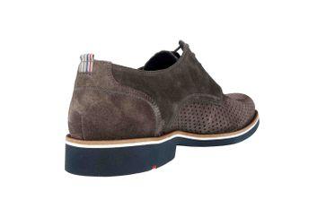 LLOYD Farrow Business- Schuhe in Übergrößen Grau 19-131-12 große Herrenschuhe – Bild 3