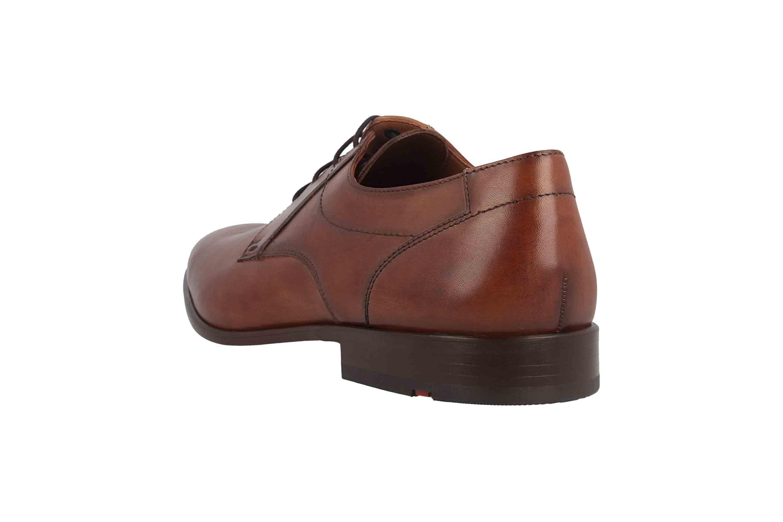 LLOYD Manon Business- Schuhe in Übergrößen Braun 19-168-12 große Herrenschuhe – Bild 2