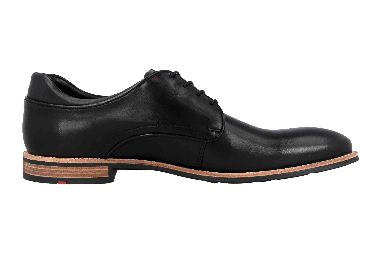 LLOYD Massimo Business- Schuhe in Übergrößen Schwarz 19-209-30 große Herrenschuhe – Bild 4