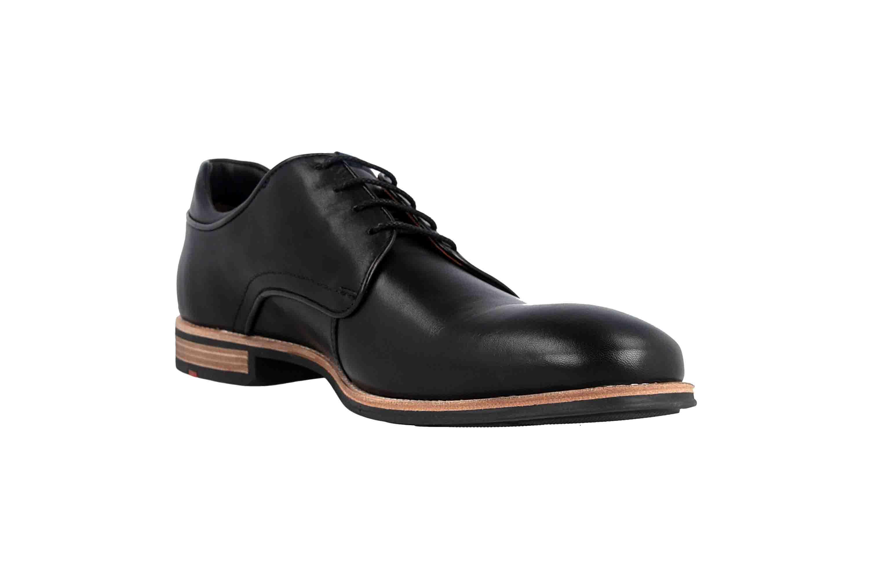 LLOYD Massimo Business- Schuhe in Übergrößen Schwarz 19-209-30 große Herrenschuhe – Bild 5