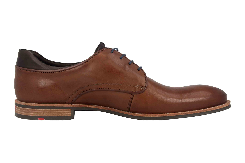 LLOYD Massimo Business- Schuhe in Übergrößen Braun 19-209-37 große Herrenschuhe – Bild 4