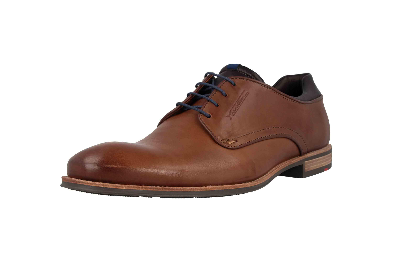 LLOYD Massimo Business- Schuhe in Übergrößen Braun 19-209-37 große Herrenschuhe – Bild 6