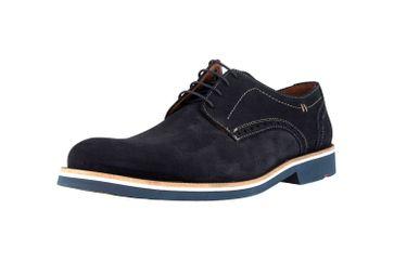 LLOYD Floyd Business- Schuhe in Übergrößen Blau 17-118-29 große Herrenschuhe – Bild 6