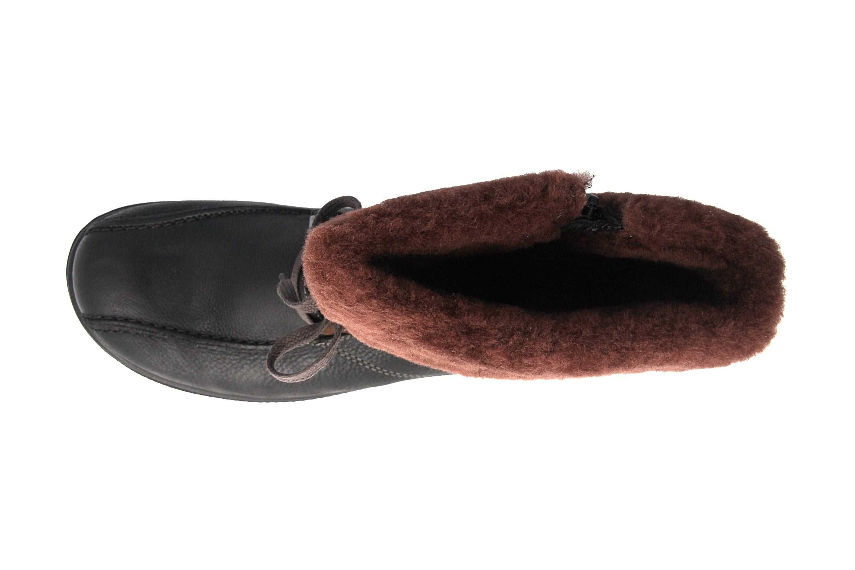 Jomos Freewalk Stiefel in Übergrößen Schwarz 806507 373 0037 große Damenschuhe – Bild 7