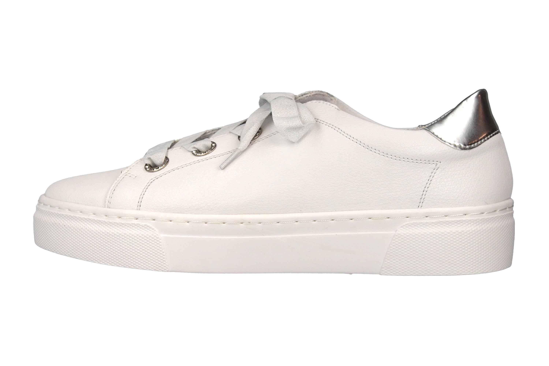 Remonte Halbschuhe in Übergrößen Weiß R3103-80 große Damenschuhe – Bild 1