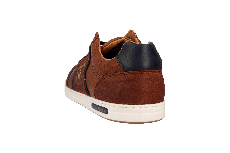 Pantofola d'Oro MONDOVI UOMO LOW Sneaker in Übergrößen Braun 10191017.JCU/10191066.JCU große Herrenschuhe – Bild 2