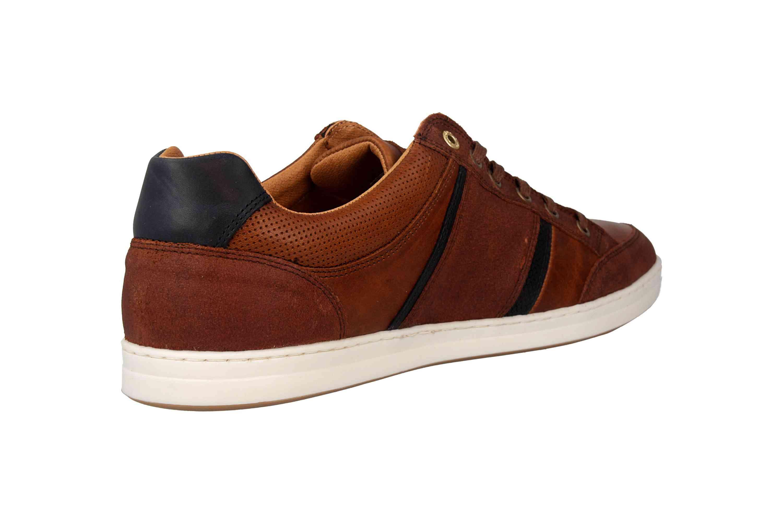 Pantofola d'Oro MONDOVI UOMO LOW Sneaker in Übergrößen Braun 10191017.JCU/10191066.JCU große Herrenschuhe – Bild 3
